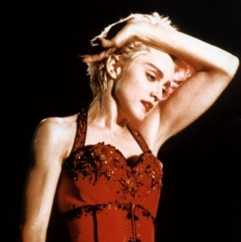 Let the music do the talking : Madonna